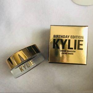 Kylie Cosmetics Rose Gold Crème Eyeshadows